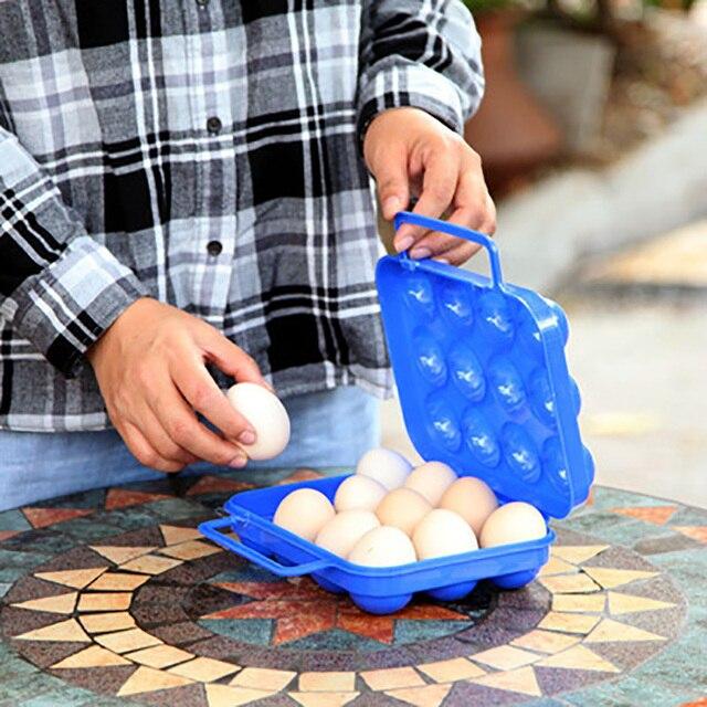 תבנית ביצים מפלסטיק לפיקניק  1