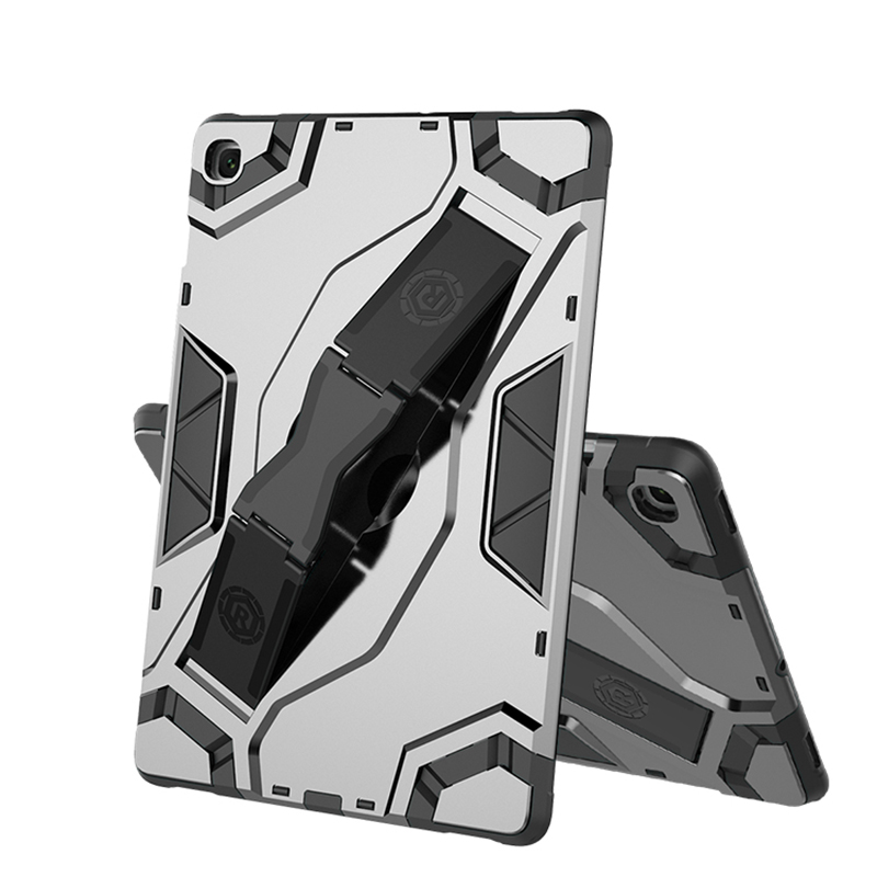 For Samsung Galaxy Tab S5E 10.5inch <font><b>T720</b></font> <font><b>Case</b></font> Kids Safe Shockproof Armor Heavy Protective Rugged Duty Stand Tablet <font><b>Case</b></font> Cover image