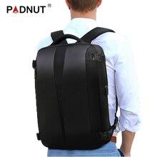 Mochila masculina executiva impermeável, mochila masculina feita em tecido impermeável com entrada para carregador usb, ideal para viagens e escola sacos de sacos