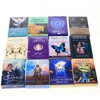 Cartas de Tarot de oráculo el amor encantador, juego de mesa para fiesta, 20 estilos