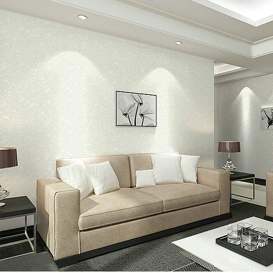 European Style 3D Pastoral Style Non-woven Wallpaper Background Of Television In The Drawing Room Wallpaper Bedroom Wallpaper Ma