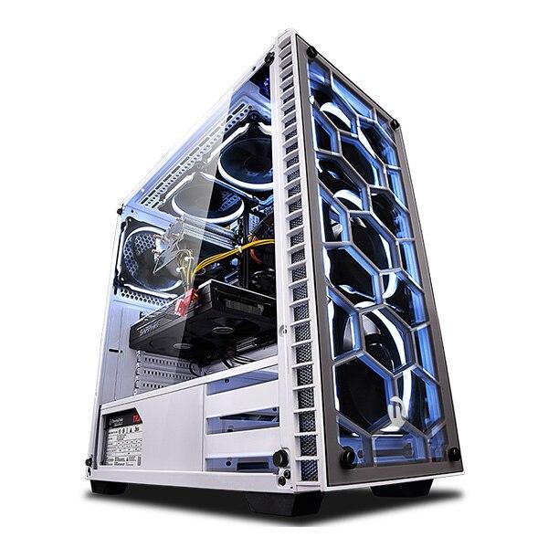 AMD R7 2700/RTX2080Super Exclusive High-End Computer Host/Water-Cooled Game Desktop/Assembly Machine/DIY Design Machine GD5