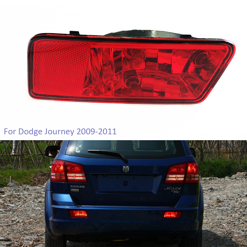 LEFT DRIVER SIDE DIY-FIT REPLACEMENT FOR JEEP GRAND CHEROKEE 11-16 REAR REFLECTOR