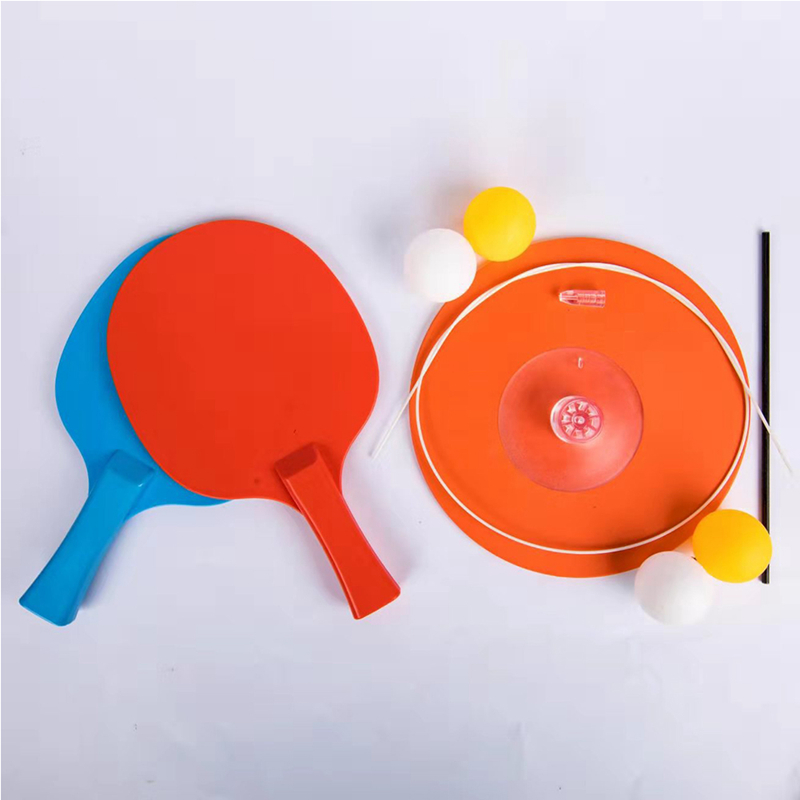 Bumlon Portable Elasticity Table Tennis Ping Pong Trainer Training Aid Tool Children's Toy RL61-0001