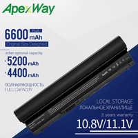 Apexway 5200 mAh 6 Cellules RFJMW batterie d'ordinateur portable Pour DELL Latitude E6320 E6330 E6220 E6230 E6120 FRR0G KJ321 K4CP5 J79X4 7FF1K FHHV