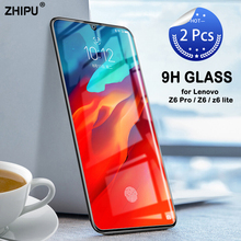2 Pcs מזג זכוכית עבור Lenovo Z6 פרו/Z6/Z6 לייט מסך מגן 2.5D 9 שעתי מזג זכוכית עבור Lenovo Z6 פרו מגן סרט