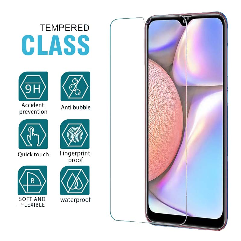 9H HD Samsun A10s Tempered Glass For Samsung A10s Glass Protective Glass On For Samsung A 10 S 10s A10 A105F A107F Film 6.2 Inch