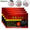 80Pcs/10Bags Medical Plasters Scorpion Venom Extract Plaster Joints Orthopedic Orthopedic Plaster Pain Relief Patch Neck Massage
