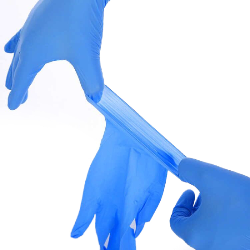 100/40/20pcs Disposable Household Latex Gloves Disposable Gloves Food Gloves Universal Cleaning Vinyl Gloves Nitrile Anti-static
