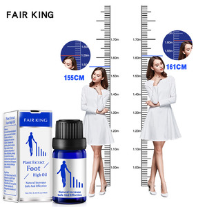 10ml Herbal Height Increasing Conditioning Essential Oil Body Grow Taller Essential Oil Soothing Foot Promot Bone Growth Massage