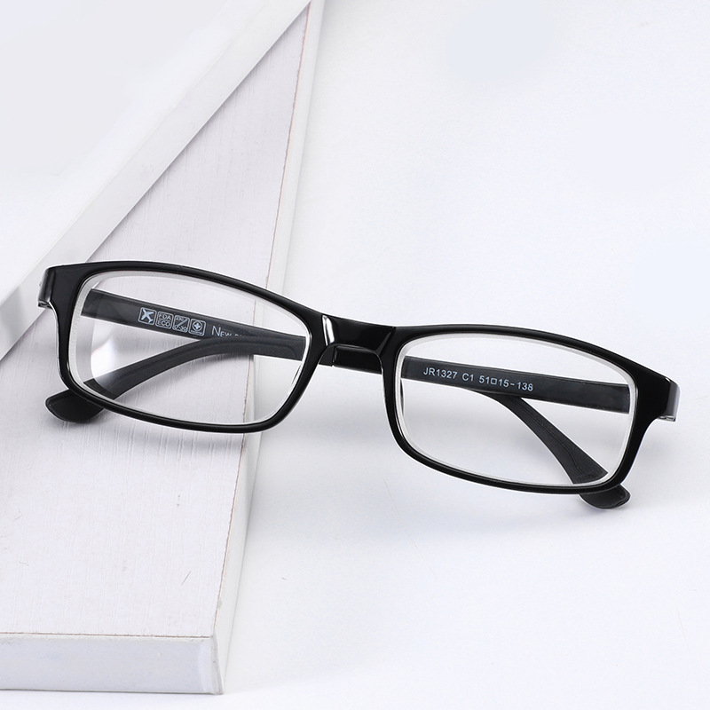 TR90 Retro Art Optical Glasses Frame Unisex Can Be Used With Myopia Glasses