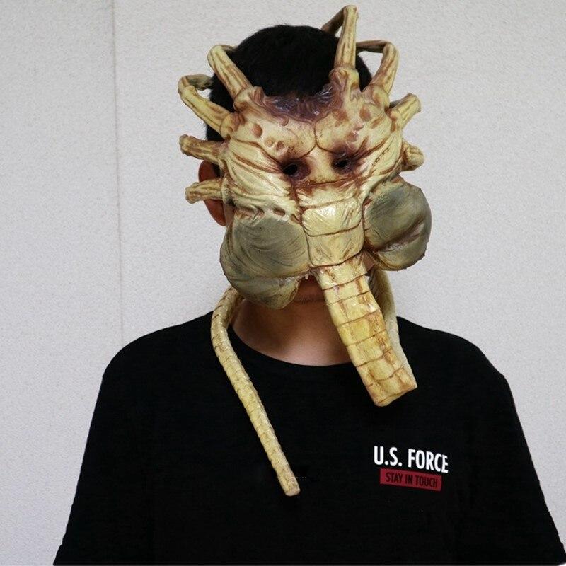 Alien Covenant Replica 1:1 Facehugger Figure Collectible Halloween cos prop