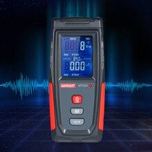 Elektrik alan manyetik alan dozimetre dedektörü dijital LCD ev elektromanyetik dalga radyasyon dedektörü metre EMF test cihazı