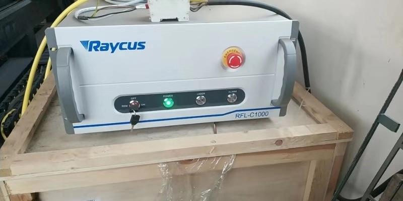 Raycus Fiber Source For Laser Equipment 300w RFL C300 500w RFL C500 750w RFL C750 1000w RFL C1000 1500w Fiber Laser Generator