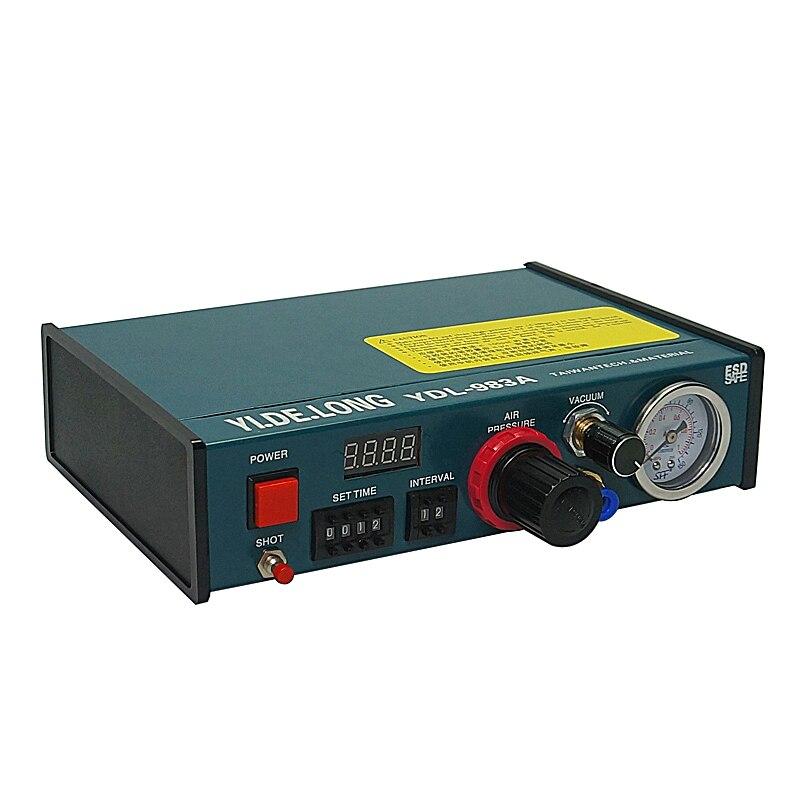 Tools : Automatic glue-dispenser solder-machine paste liquid-controller dropper fluid YDL-983A Digital Display Solder Paste Glue Dropper