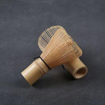 Бамбуковый инструмент аксессуар церемония японский чай, японская бамбуковая ложечка венчик