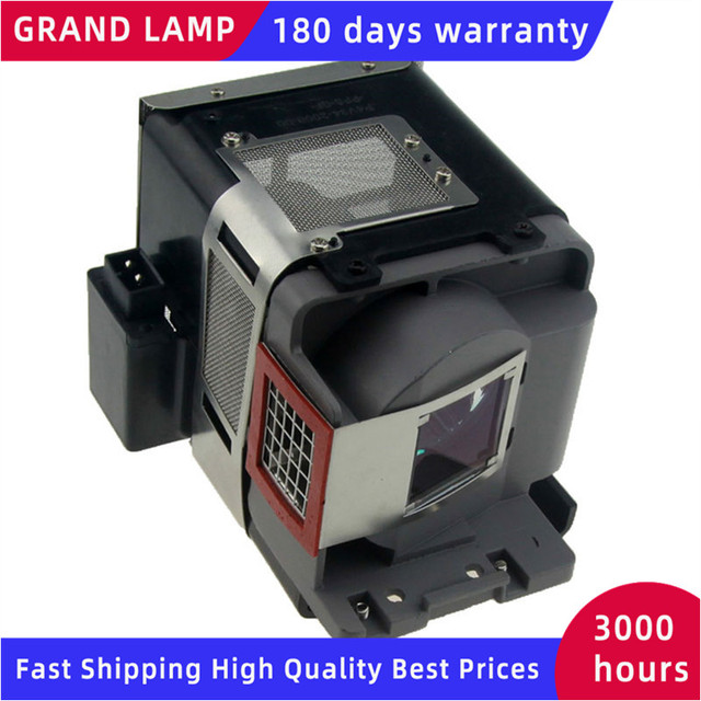 VLT HC3800LP Replacement projector Bare Lamp with Housing for MITSUBISHI HC77 11S HC77 10S HC3200 HC3800 HC3900 HC4000 GRAND