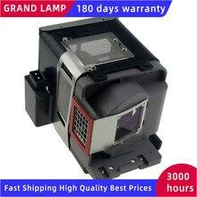 VLT HC3800LP lampada del proiettore Nudo Lampada di Ricambio con Alloggiamento per MITSUBISHI HC77 11S HC77 10S HC3200 HC3800 HC3900 HC4000 GRAND