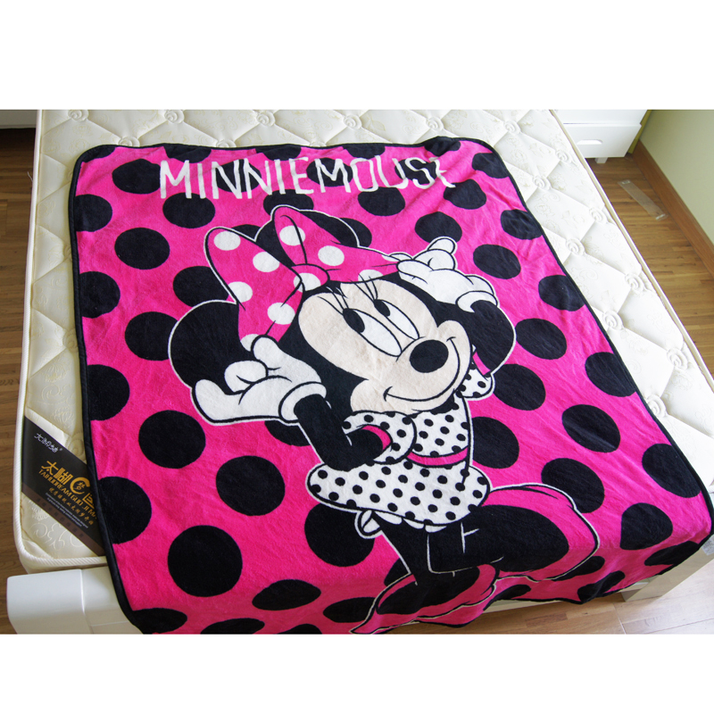minnie mouse blanket (1)