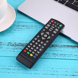 Image 3 - 위성 텔레비전 수신기 가정용 TV DVD DVB T2 리모컨에 대 한 고품질 범용 원격 제어 교체