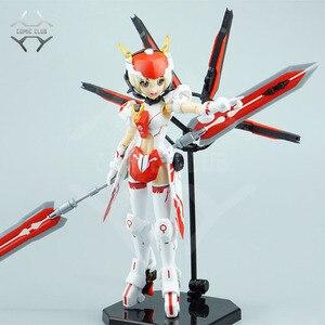 Image 3 - COMIC CLUB IN VOORRAAD Frame Armen Meisje XIAOQIAO Montage speelgoed actie robot Speelgoed Figuur