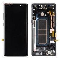 Catteny для samsung Galaxy Note 8 Lcd N9500 дисплей с сенсорным экраном дигитайзер в сборе 6,3 дюйма N950F N950FD N950W дисплей