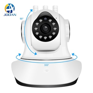 Image 1 - Jooan Wi fi Camera Wifi Camera Home Security Ip Camera Draadloze Video Surveillance Wifi Nachtzicht Huisdier Camera Babyfoon