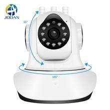Jooan bezprzewodowy dostęp do internetu kamera kamera Wifi bezpieczeństwo w domu IP bezprzewodowa kamera wideo nadzoru bezprzewodowy dostęp do internetu Night Vision kamera do nagrywania zwierząt niania elektroniczna Baby Monitor
