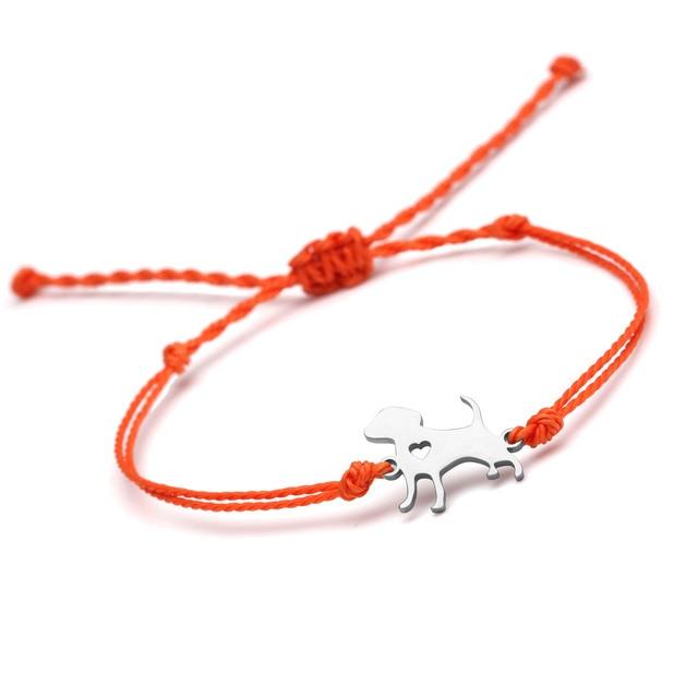 Dog Charm Bracelet  3