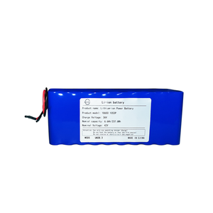 Dostosowane 37v 6Ah 6.6Ah 7.5Ah 7.8Ah 10S3P 18650 akumulator ogniwo litowe akumulator do RC deskorolka elektryczna