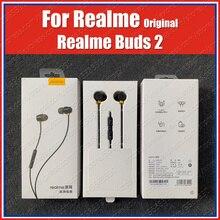 RMA155 מגנטי בקרת מקורי Realme ניצני 2 אוזניות 3.5mm אוזניות Realme X2 פרו XT 5i 5 פרו XT C2 ש 3 פרו X לייט מאסטר