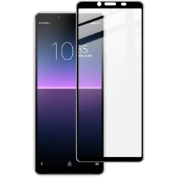На Алиэкспресс купить стекло для смартфона tempered glass for sony xperia 10 ii imak pro+ version full screen ab glue protective glass protector for sony xperia 10 ii