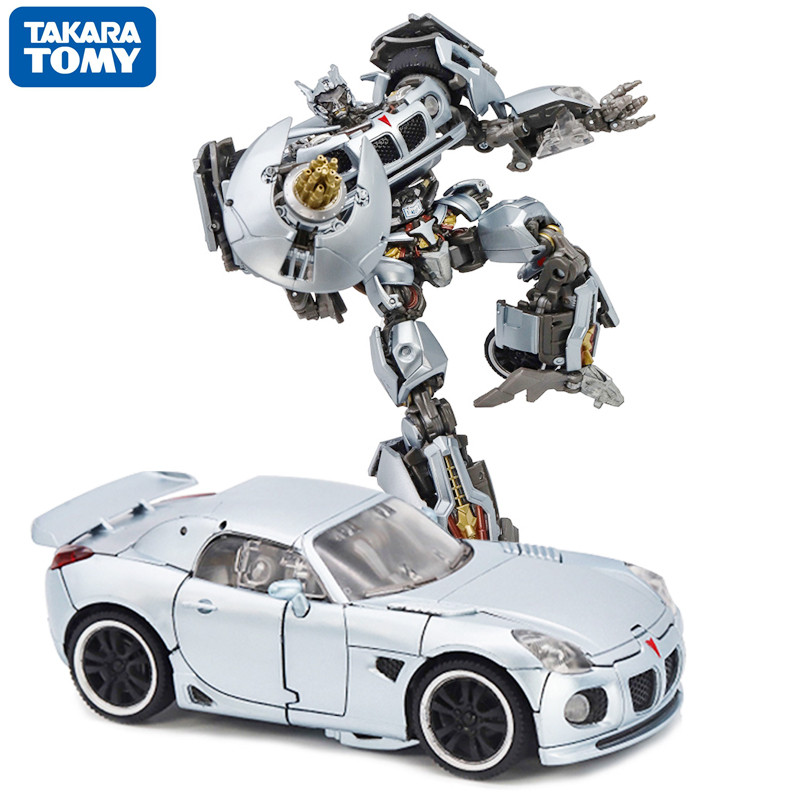 Transformed Movie JAZZ Human Alliance Figure Boy Toys Gift