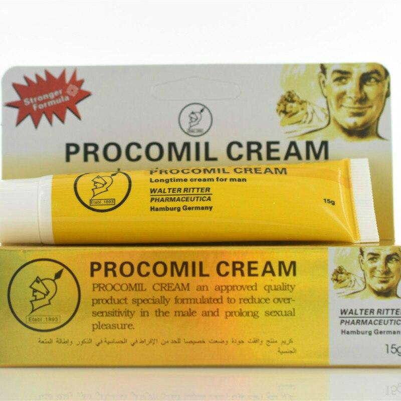 Увеличивающий мужской t-крем 15 мл, мужские товары для долговечной эрекции, крем для Procomil, крем для долгого срока службы, мужской крем для заде...