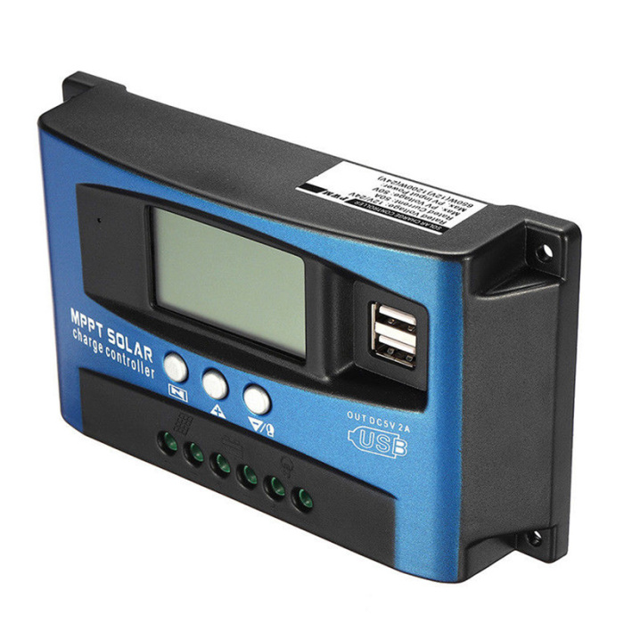 Hdfb5867c199149cdbc45146f5b7a7281B - 40A-100A MPPT Solar Panel Regulator Charge Controller 12V/24V Auto Focus Tracking Device JAN88