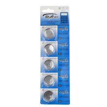 Baterias da pilha da moeda da bateria do botão de lítio 5x cr2032 3v para relógios calculadoras relógio substituição cr2032 baterias da pilha do botão
