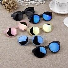 2021 marca de moda crianças óculos de sol preto óculos de sol anti-uv bebê óculos de proteção menina menino óculos de proteção uv400