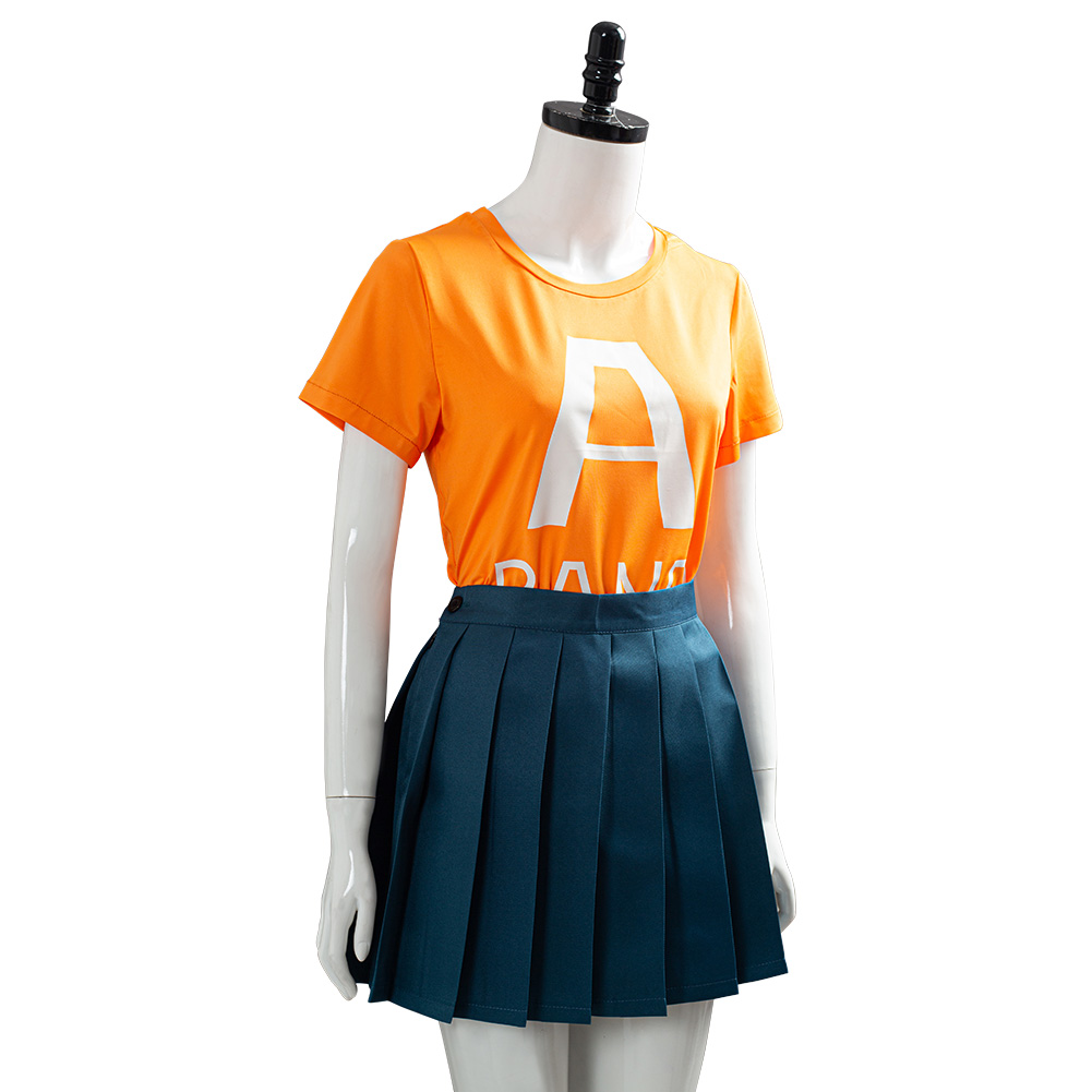 Meu herói academia temporada 4 uraraka ochako