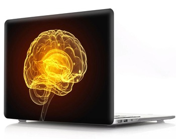 Brain Painting Case for MacBook 2