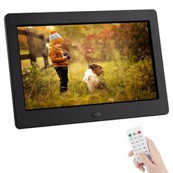 7 Inch Digital Photo Frame Full HD IPS Display 180° View Angle Electronic