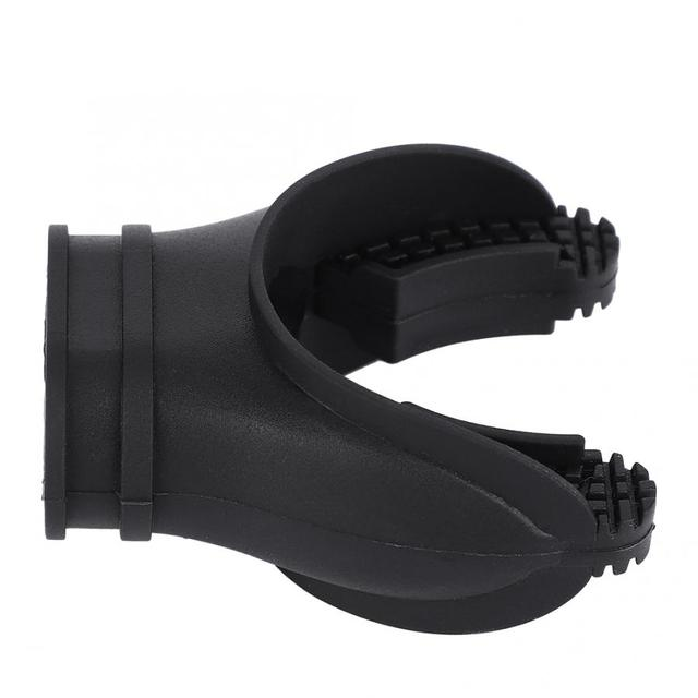 1pc New Style Scuba Mouthpiece Silicone Throwaway Underwater Diving Dive Breathe Tube Snorkel Mouthpiece Regulator