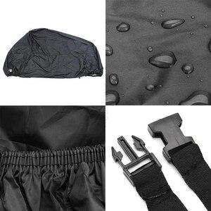 Image 5 - Uv anti Motorrad zubehör abdeckung wasserdichte Schutz für Kit Kreuz Enduro Harley Bagger Kawasaki Zx12R Teile Gsf 1200