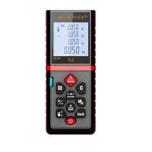 Image 1 - レーザー距離計電子ルーレットデジタルテープ距離計trenaメトロレーザレンジファインダ測定テープ