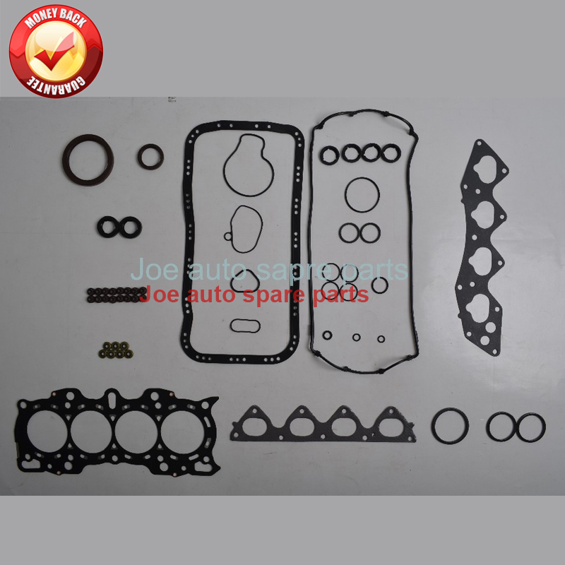 B20B B20B3 Engine Full Gasket Set kit for For <font><b>Honda</b></font> CRV <font><b>CR</b></font>-<font><b>V</b></font> 2.0 16v 1973cc 1995-2002 50180200 212684 image