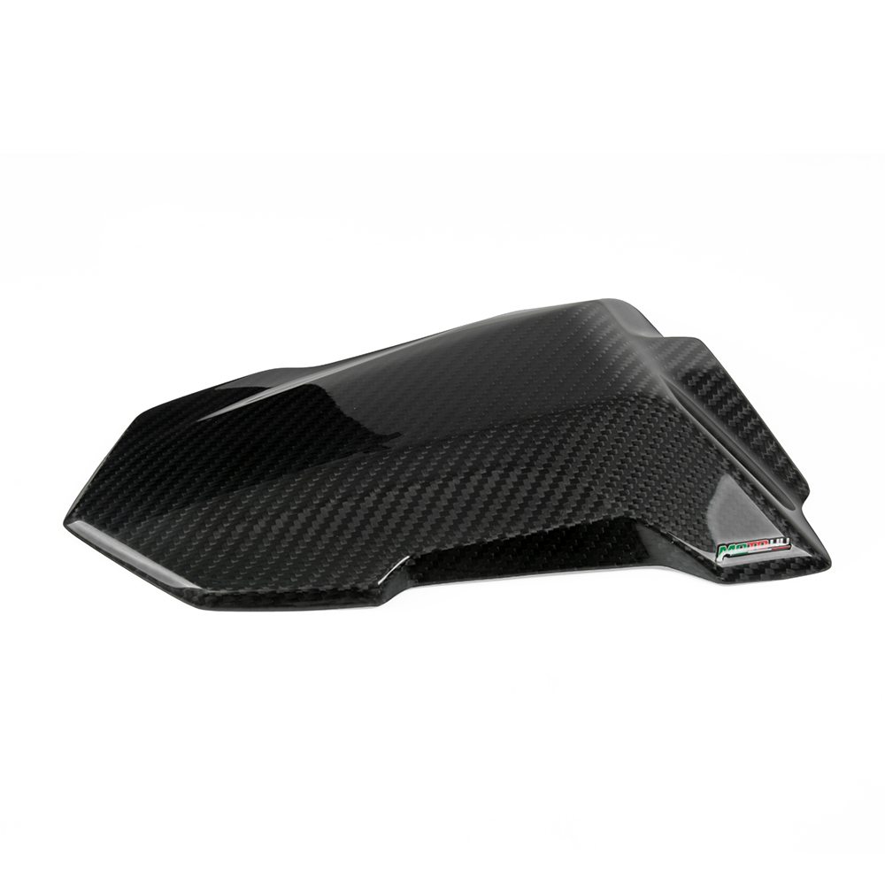 for <font><b>BMW</b></font> <font><b>S1000RR</b></font> <font><b>Carbon</b></font> <font><b>Fiber</b></font> Seat Top Cover Panel Fairing 2020 Motorbikes accessories motorcycle seat cover image