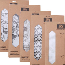 Stickers Paster-Frame Removeable Bike Road-Bicycle Scratch-Resistant-Protector Best-Glue