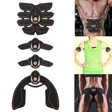 Fitness Crossfit Ontspannende Massager Abdominale Exerciser Spier Stimulator Body Afslanken Shaper Machine Workout Training Trillingen(China)