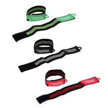 1 Pair Bicycle Ankle Leg Strap Cycling Bike Pants Band Leg Clip Strap With the Ankle Clip, More Easily Ride and Climb(China)