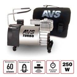 Compressor Auto 60 L/Min Avs KS600 Auto Luchtcompressor Voor Auto Motor Fiets