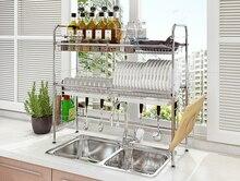 Раковина миска и подставка для посуды нержавеющая сталь 304